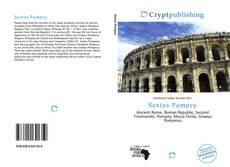 Portada del libro de Sextus Pompey