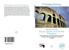Portada del libro de Porcia (Sister of Cato the Younger)