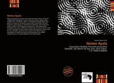 Capa do livro de Néstor Ayala