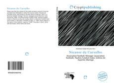 Bookcover of Nicanor de Carvalho
