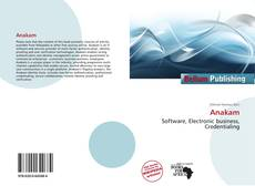 Bookcover of Anakam