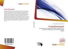 Craig Devonport的封面
