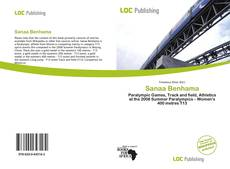 Bookcover of Sanaa Benhama