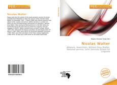 Buchcover von Nicolas Walter