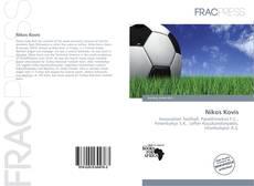 Capa do livro de Nikos Kovis