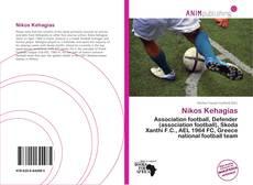 Capa do livro de Nikos Kehagias