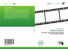 Bookcover of Andrea Rosen