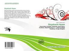 Capa do livro de Onyekachi Apam