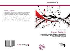 Óscar Cardozo kitap kapağı