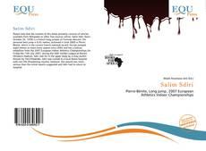 Bookcover of Salim Sdiri