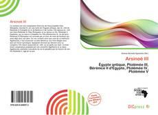 Bookcover of Arsinoé III
