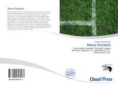 Capa do livro de Nikos Pantelis