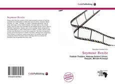 Bookcover of Seymour Rexite