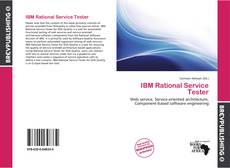 Bookcover of IBM Rational Service Tester