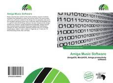 Amiga Music Software kitap kapağı