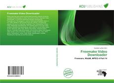 Bookcover of Freemake Video Downloader