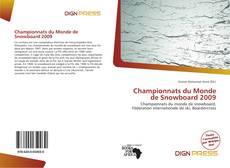 Обложка Championnats du Monde de Snowboard 2009