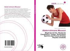 Bookcover of Abderrahmane Mssassi