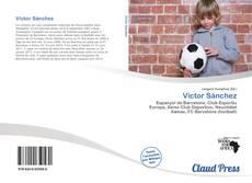 Buchcover von Víctor Sánchez