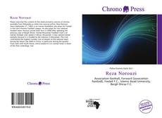 Bookcover of Reza Norouzi