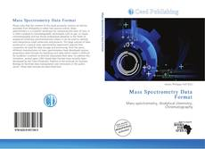 Portada del libro de Mass Spectrometry Data Format