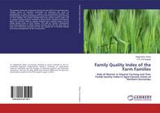Portada del libro de Family Quality Index of the Farm Families