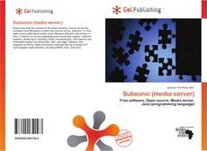 Обложка Subsonic (media server)