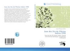 Capa do livro de Jeux des îles de l'Océan Indien 1990
