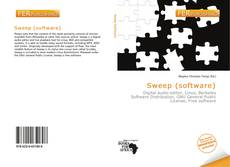 Buchcover von Sweep (software)