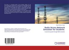 Couverture de Radio Access Network Simulator for Students.
