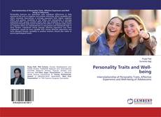 Capa do livro de Personality Traits and Well-being