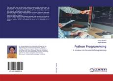 Bookcover of Python Programming