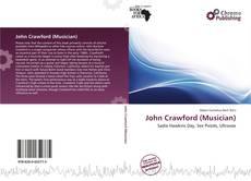 Buchcover von John Crawford (Musician)