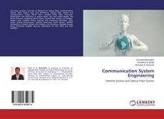Bookcover of Communication System Engineering