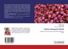 Bookcover of Onion Research Work
