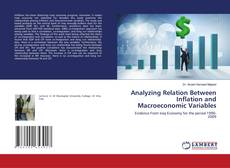 Bookcover of Analyzing Relation Between Inflation and Macroeconomic Variables