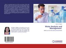 Water Analysis and Management的封面