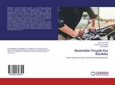 Capa do livro de Reversible Tricycle For Disables