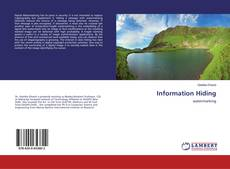 Bookcover of Information Hiding