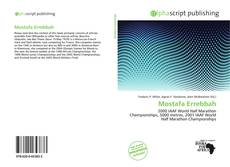 Bookcover of Mostafa Errebbah