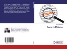 Borítókép a  Research Methods - hoz