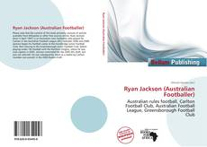Bookcover of Ryan Jackson (Australian Footballer)