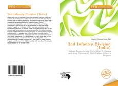 2nd Infantry Division (India) kitap kapağı
