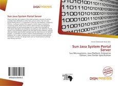 Bookcover of Sun Java System Portal Server