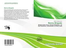 Capa do livro de Bannu Brigade