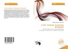 Bookcover of 11th Indian Cavalry Brigade