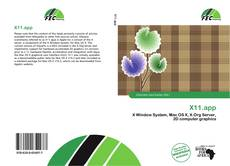 Bookcover of X11.app