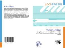 Brahim Jabbour kitap kapağı
