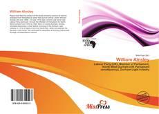 Capa do livro de William Ainsley