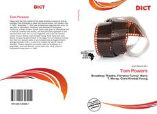 Bookcover of Tom Powers